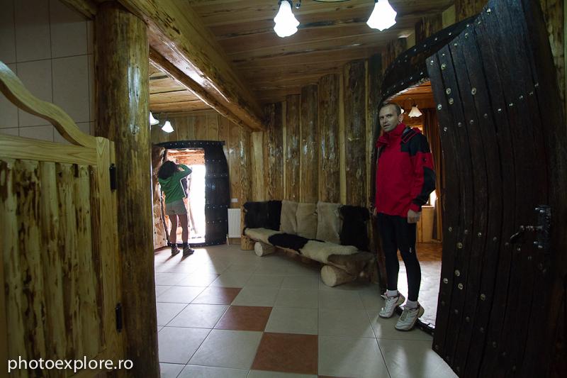 Cabana Ciucas - hol principal 2