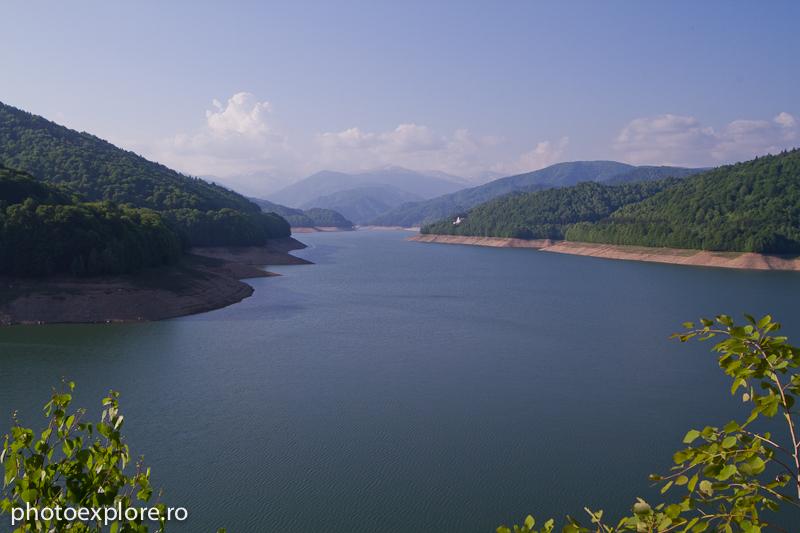 Valea lui Stan - lacul vidraru