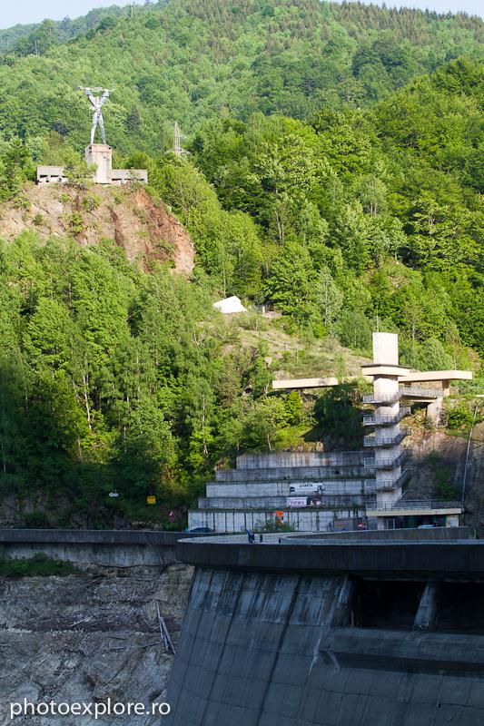 Valea lui Stan - baraj vidraru