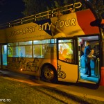Autobuz supraetajat Bucharest City Tour