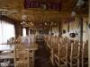 Cabana Ciucas - sala de mese
