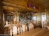 Cabana Ciucas - sala de mese + bar